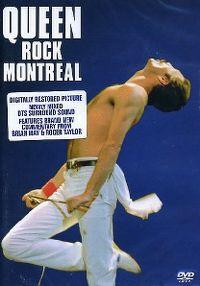 Cover Queen - Rock Montreal [DVD]